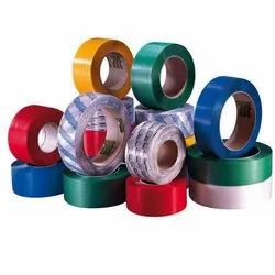 Pp Colored Strapping Roll ,