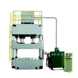 Hydraulics Piller Press Double Cylinder Machine