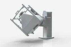 SS316 Quonta Bin Blender, Capacity: 100 To 1500kg, Model Name/Number: Atibb