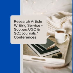 研究文章写作服务