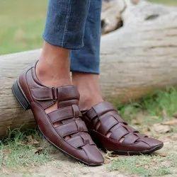 PVC Roman Sandals Men Sandal, Model Name/Number: 1054, Size: 6 To 10