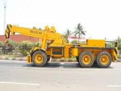 Priyaa RTX 3030 Hydraulic Mobile Crane