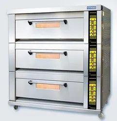 SM-803A Gas Deck Oven