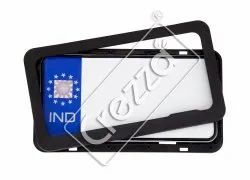 Sandwich Type Number Plate Frame
