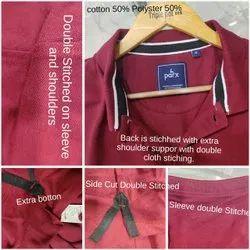Parx Cotton Premium T Shirts