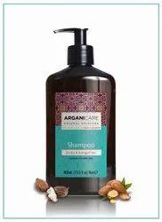Liquid Arganicare Shampoo with Organic Argan Oil and Shea Butter - 400ml