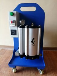 Compact Oil Filtration Machine