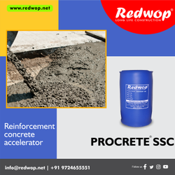 PROCRETE SSC-PC based self-compactness concrete admixture