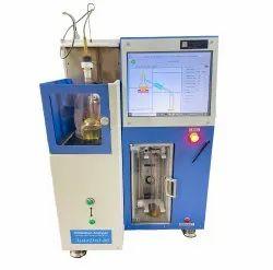 Petroleum Distillation Instrument