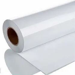 24 50 MTR WHITE  made in CHINA Heat Transfer Vinyl Rolls, Thickness: 120 Micron