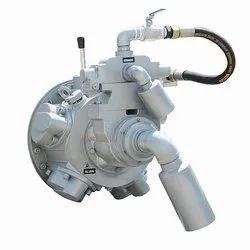 1000 Nm 1000 To 2000 Rpm SPM-17 Piston Air Motor