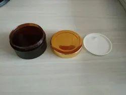 50gm Blue Acrylic Jar Set