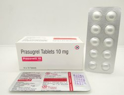 Prasovell 10(Prasugrel 10 Mg)