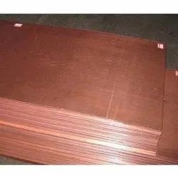 Copper Alloys Sheets Plates