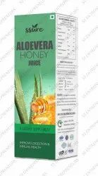 Ssure Aloe Vera with Honey Juice for Improves Digestion & Immunity