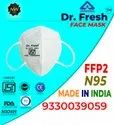 N95 Reusable Face Mask With Adjusters