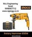 Ingco RGH6508 Rotary Hammer