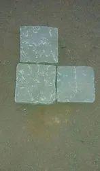 Gray Sandstone Stone Blocks, For Flooring, Thickness: 16 Mm