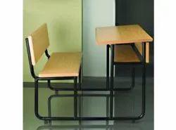 Student Desk Single Seater College Furniture