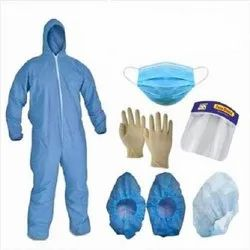 PPE Kit & Surgical Gloves
