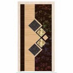 74 Inch Wooden Laminated Door