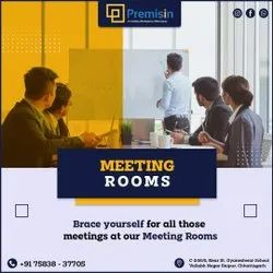 Meeting Room, 1 Hour, Size: 12