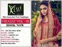 Kessi Virasat Vol 8 Jam Silk With Khatli Work Dress Material Catalog