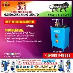 Butt Welding Machine 35 KVA