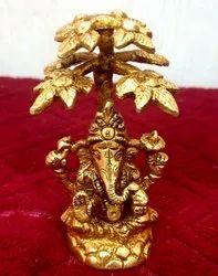 Ganesh Brass Murti
