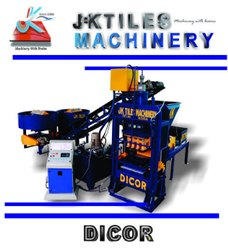 Block Making Machine
