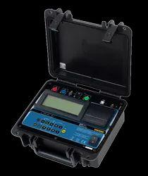 Digital Earth Resistance Meter