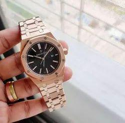 Round Audemars Piguet Watches For Men, For Formal