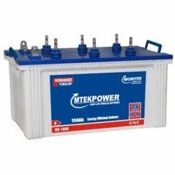 EB 1900 Microtek Inverter Battery, 160 h