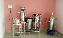 Automatic Soya Milk Processing Machine