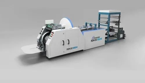 Automatic Paper Bags Making Machine