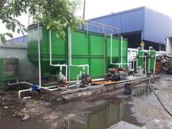 Prefabricated Sewage Wastewater Treatment Plant