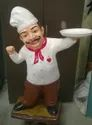Cook Statue For Hotel Decoration