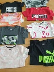 Cotton/Linen KIDS TSHIRT WHOLESALE, Size: 2 TO 12 YEAR