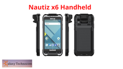 NAUTIZ X6 Handheld GIS Data Collector
