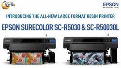 Epson SC- R5030 Resin Printer