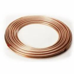 Copper Pipes Tubes