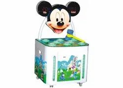 Mickey Hit A Mouse Amusement Game Machine