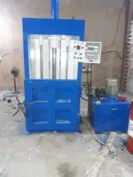 Single Cylinder Vertical Baling Machine