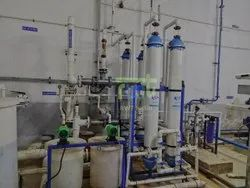 Automatic Industrial Ultra Filtration System