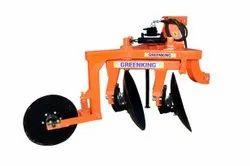 GREENKING 2,3 Hydraulic Reversible Disc Plough, 280 Kg, 660