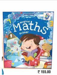 Children English Magical Maths Primer Book, Ctc