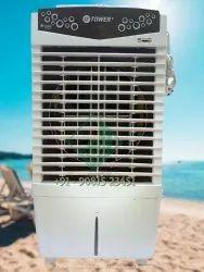 Square Line Tower Plus Portable Room Air Cooler