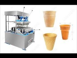 bescuit cup making machine