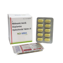Mefenamic Acid And Dicyclomine Hydrochloride Tablets