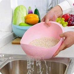 Rice Washing Bowl